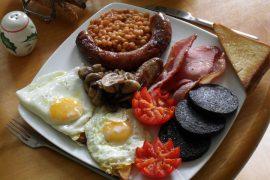 Így esztek ti angolok! :)